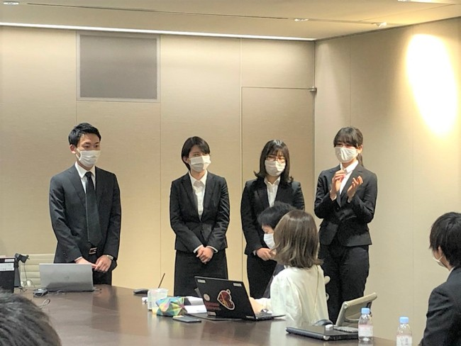 ④:ビジネスプランのプレゼンテーションの様子(3)_浦野 寛子