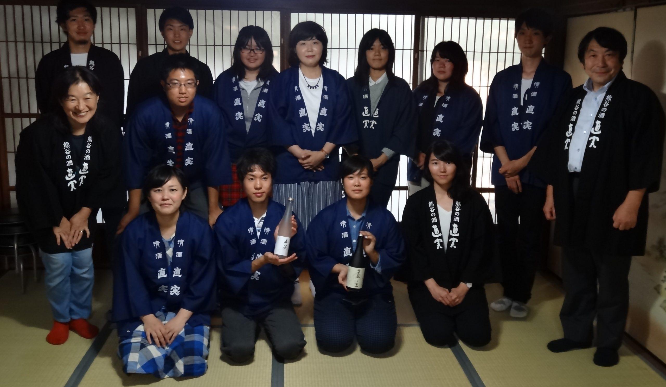 日本酒プロジェクト・権田酒造