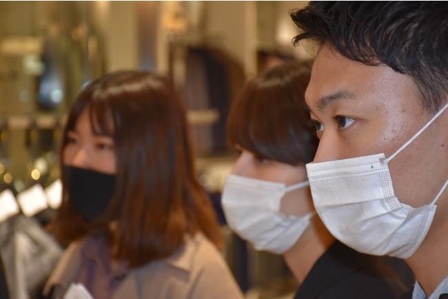 ⑦:現地調査(店舗視察)中の様子(3)_浦野 寛子